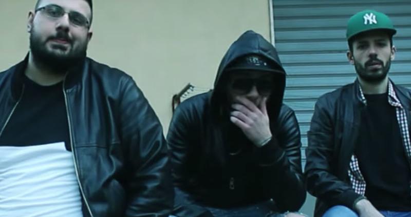 Amalinze feat Cedryk & BoomSlang Chiedilo a chi c'era Freestyle